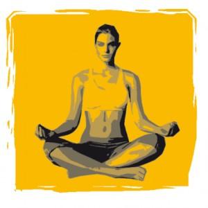 Position du lotus : Yoga