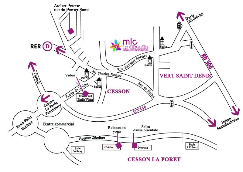 plan d'accès MLC copie