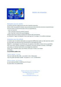 """Cliquez sur l'image pour plus d'information sur les ateliers de """"Les Mains Libres"""""""