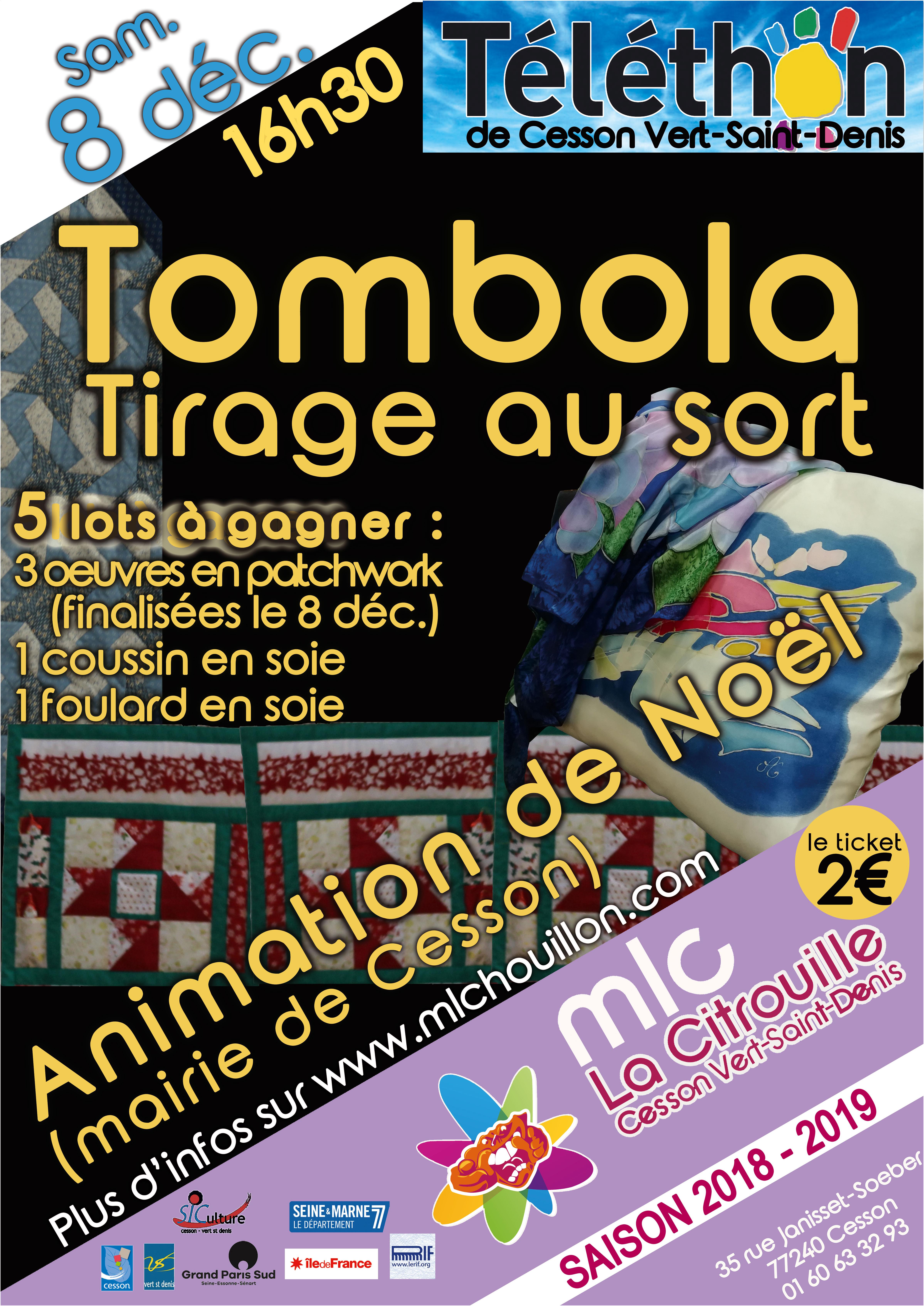 46c1779e0a344 Tombola Téléthon de Cesson Vert-Saint-Denis – version 2018