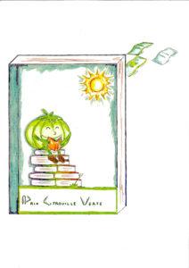 Cliquez sur l'image pour accéder à la présentation du Prix Citrouille Verte