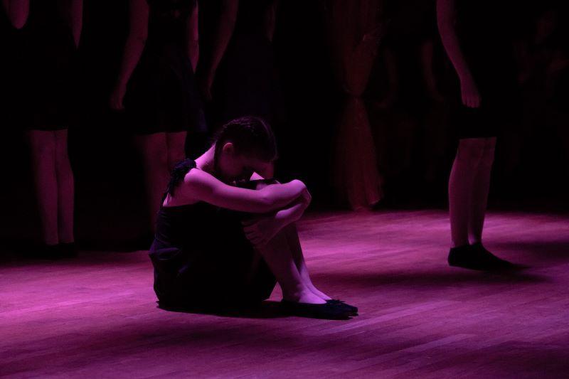 photo du spectacle de danse de mai 2019