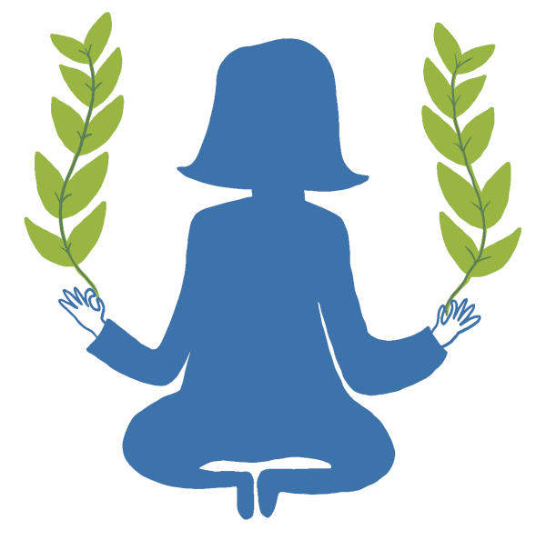 Yoga - Illustration de @Lola400iso
